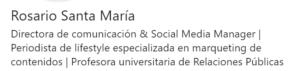 descripcion-linkedin-rosario-santamaria