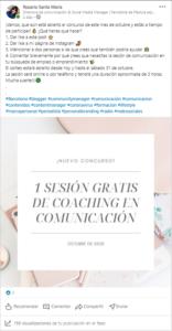 publicar-linkedin-rosariosantamaria